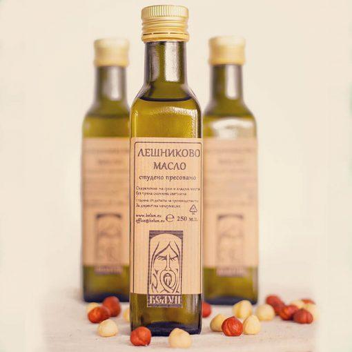 лешниково масло