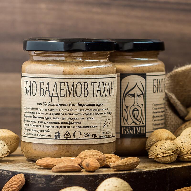 almond butter