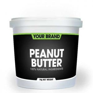 private label peanut butter