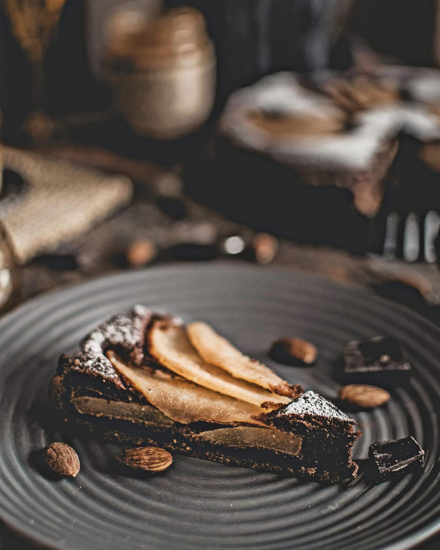 Бадемов тарт